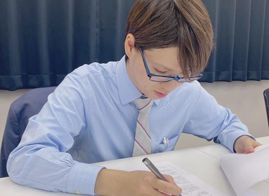 起業を志す若者
